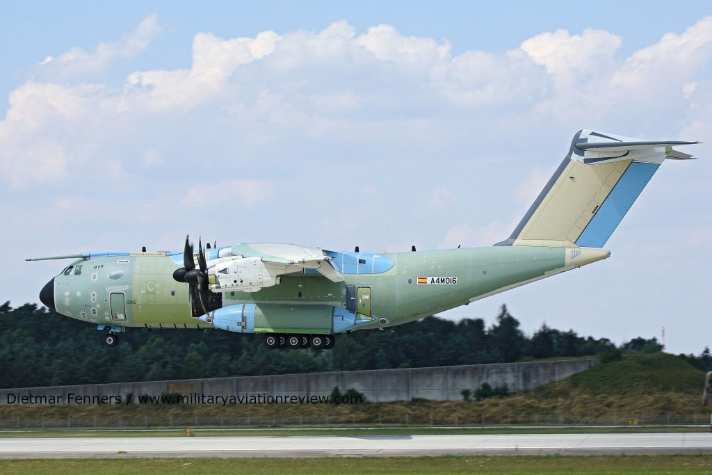 ZM401 arriving at Manching for painting on 16.07.15 (Dietmar Fenners)