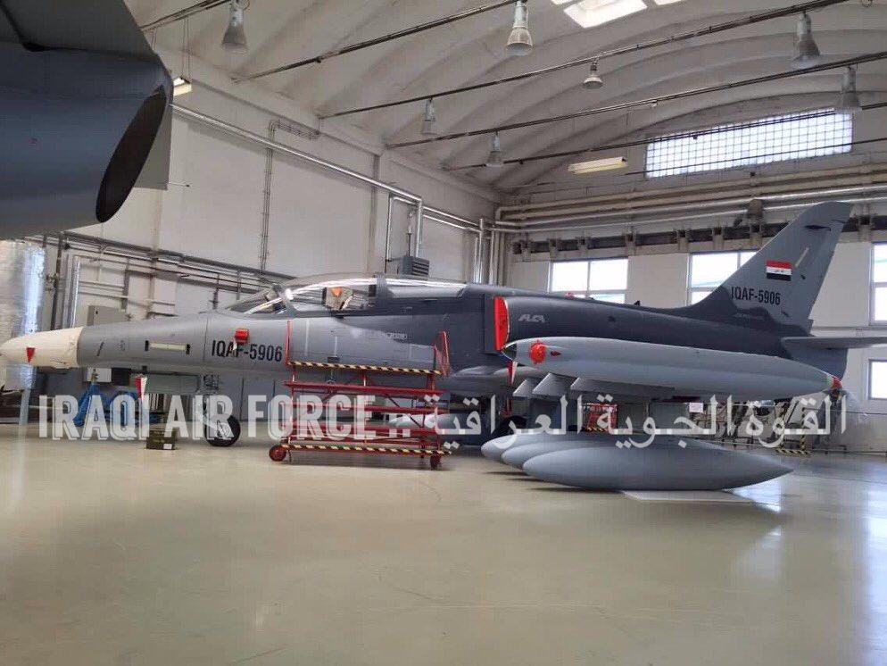Iraqi L-159a