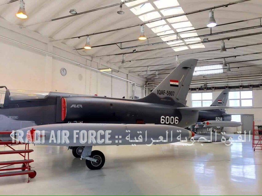 Iraqi L-159b