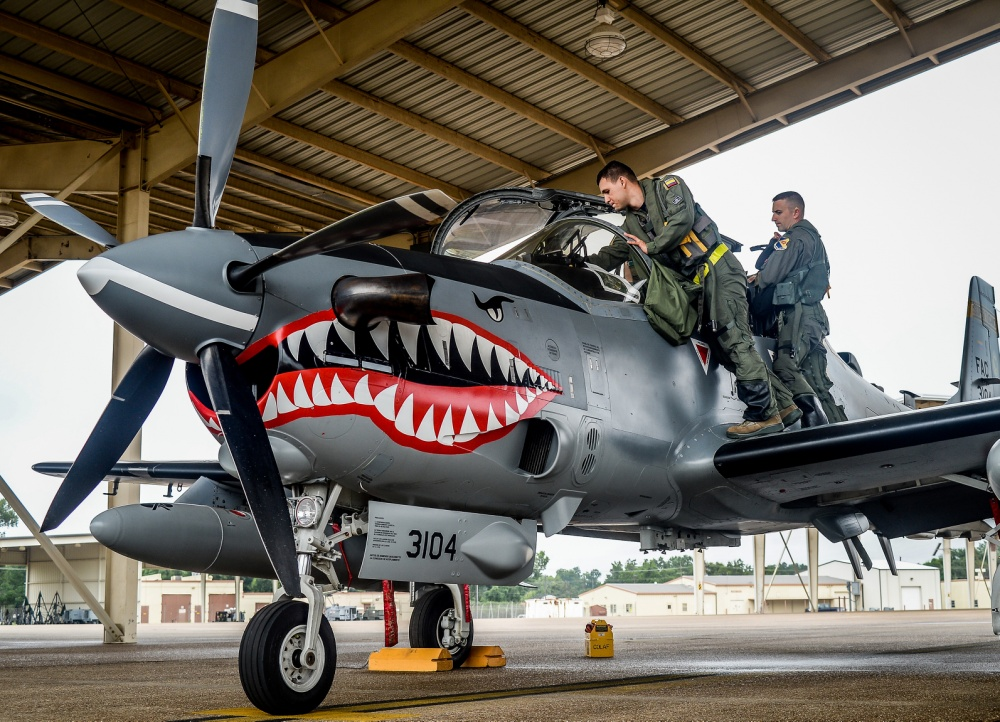 Photo by Senior Airman Mozer Da Cunha